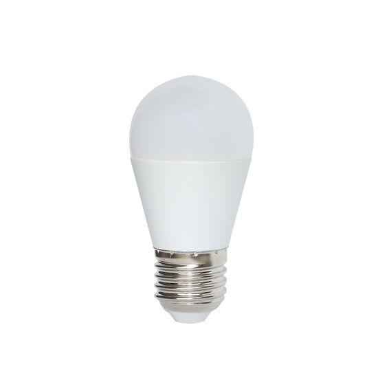 Diolamp SMD LED žárovka matná Ball P45 7W/230V/E27/6000K/600Lm/180°/A+