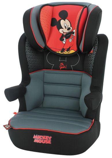 Nania R-way Mickey Mouse otroški avtosedež, Luxe 2020