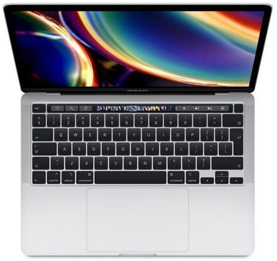 Apple MacBook Pro 13 prenosnik, Silver - INT KB (mwp72ze/a)