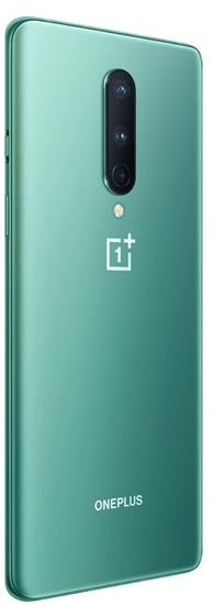 OnePlus 8, 8GB/128GB, Glacial Green - zánovné