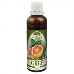 J. Pokorná - NADĚJE Naděje Grapefruit bylinná tinktura 50 ml