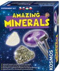 Kosmos niesamowite minerały MB
