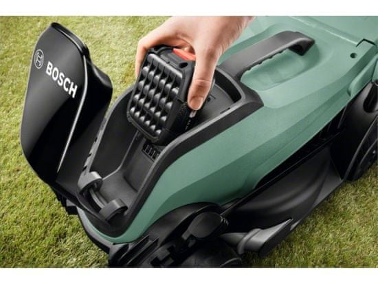 Bosch Rotační aku sekačka City Mower 18-300, set, (0.600.8B9.A00)