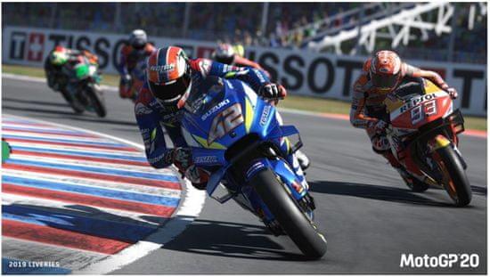 Milestone MotoGP 20 igra (PC)