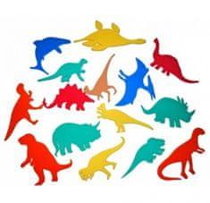 DENA Denalepky - dětská sada, dinosauři