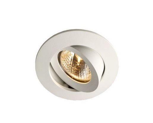 Lumiance Inset Pro 80 Swing Hi-Spot ES50 White, GU10, 230V