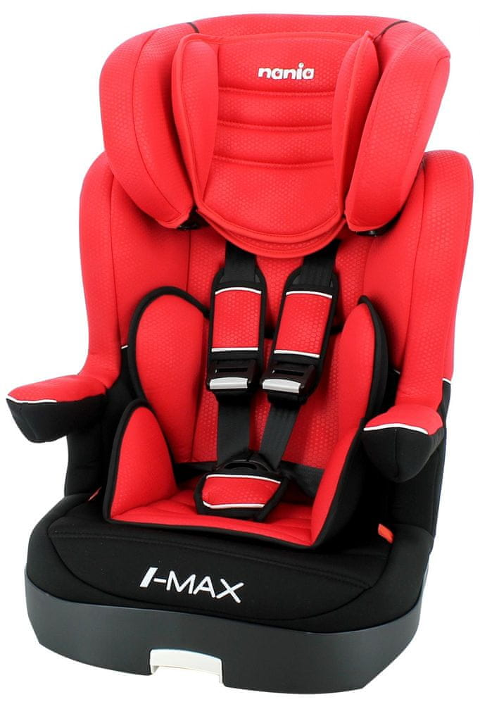 Nania I-MAX LUXE RED 2020