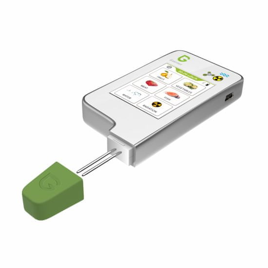 Greentest Greentest ECO 6 tester Dusičnany a záření z ovoce, zeleniny, masa