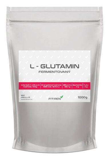 Fitiren L-Glutamin 1000g