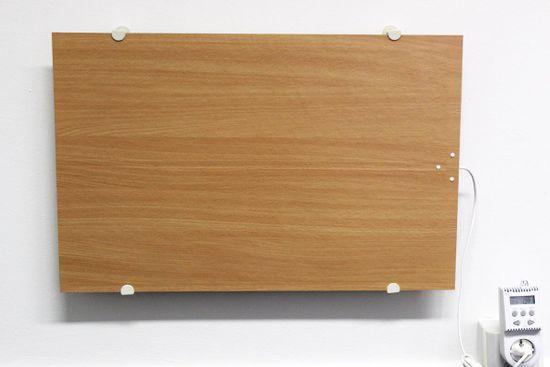 INFRADŮM Sálavý topný panel. 80x60cm, 500w