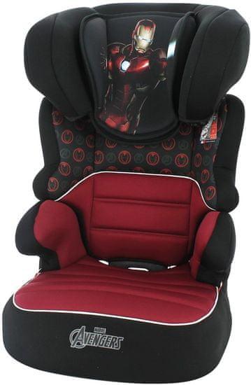 Nania Befix Iron Man Luxe autosjedalica 2020