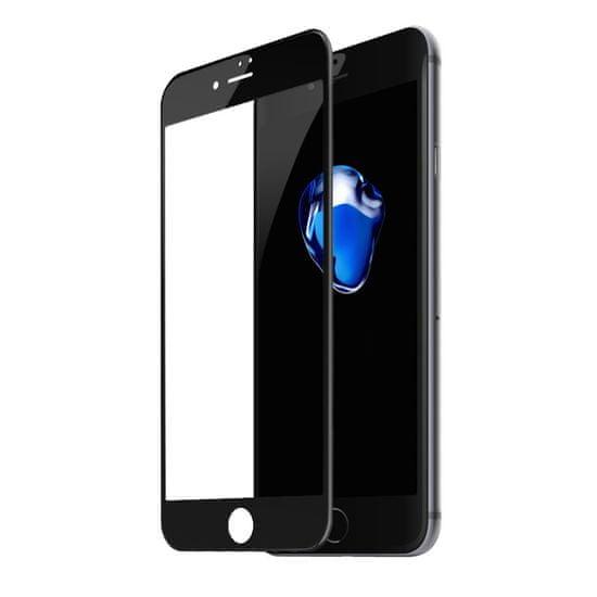 BASEUS Curved-screen zaščitno steklo za iPhone 7/8/SE2020, črna