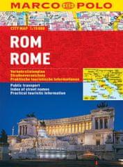 World Maps Rím 1:15t (Italy) mapa mesta Marco Polo