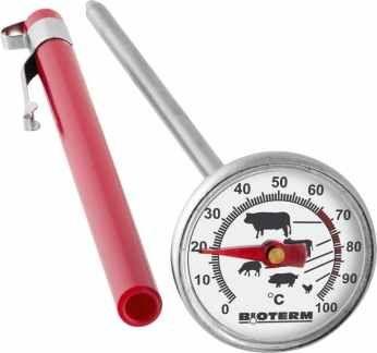 Bioterm Teploměr na pečení masa 0° až 100°C