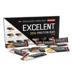 Nutrend EXCELENT Protein Bar 9x 85g - dárkové balení