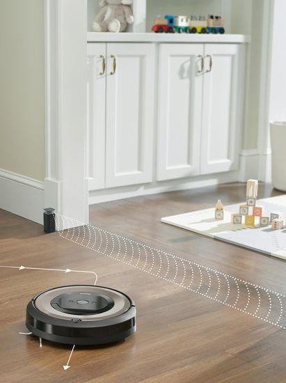 iRobot Roomba e6198 robotski sesalnik