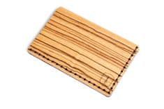 BeWooden Dřevěný vizitkovník Linea Note