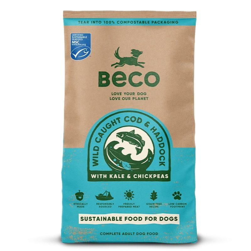 Beco MSC Cod and Haddock 900 g