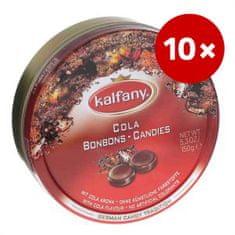 Kalfany bonboni, Cola, 10 x 150 g