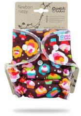 Petit Lulu pieluszka dla noworodków Ciastka