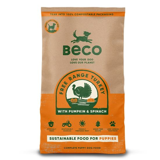 Beco FR Turkey for Puppies 2 kg