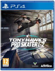 Activision Tony Hawk's Pro Skater 1 and 2 igra (PS4)