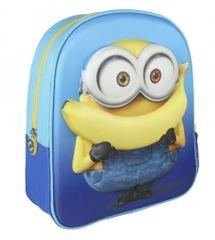 Cerda Dětský batoh 3D Mimoni banán