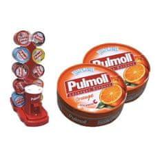 Pulmoll bonboni, pomaranča + vitamin C, 10 x 45 g