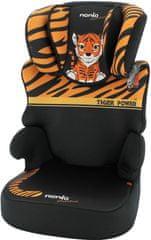 Nania Befix II 2020 otroški avtosedež, Tiger