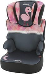 Nania Befix II 2020 otroški avtosedež, Flamingo