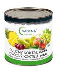 SAGENA Ovocný kokteil Európa 2500 g