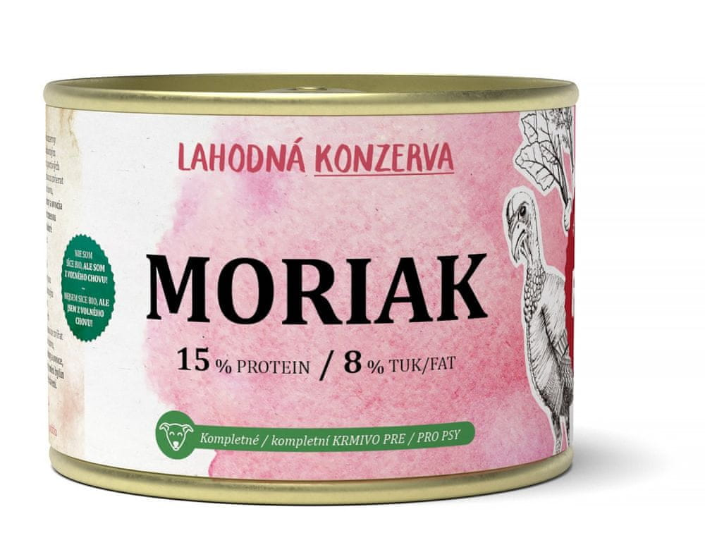 Pet Farm Family Moriak konzerva 12 x 180 g
