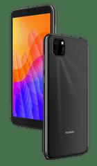 Huawei smartfon Y5p, 2GB/32GB, Midnight Black