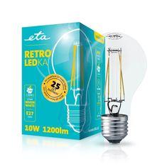 ETA Retro LED žarnica, E27, 10 W