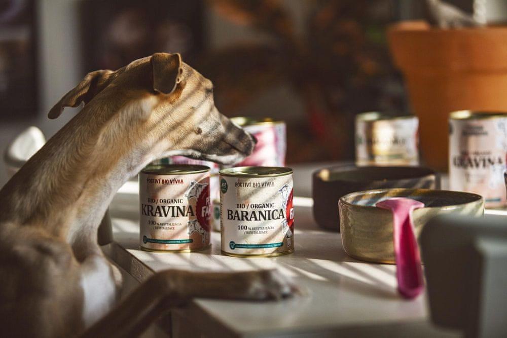 Pet Farm Family BIO Baranica vývar pro psy 10 x 300 ml