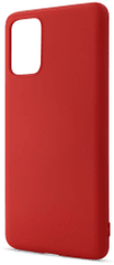 EPICO Candy Silicone Case ovitek za Samsung Galaxy S20+, rdeč