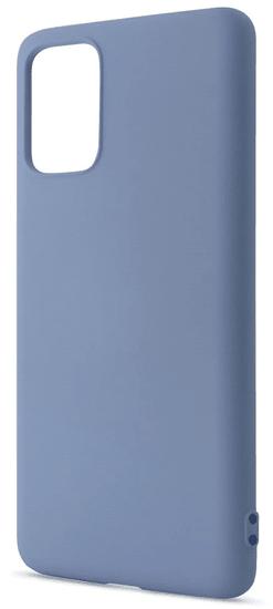 EPICO Candy Silicone Case maska za Samsung Galaxy S20+, svijetlo plava