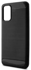 EPICO Carbon ovitek za Samsung Galaxy S20, črn