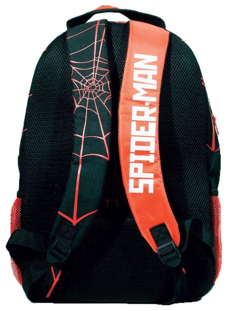 GIM Batoh Spiderman black red