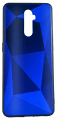EPICO Colour Glass Case ovitek za Realme X2 Pro 46210151600001, moder