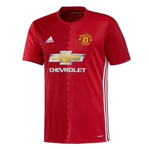 Adidas Dětský dres , Manchester United 2016/2017 - Domácí | Červená | 176