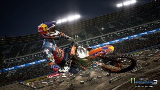 Milestone Monster Energy Supercross 3 - The Official Videogame igra (Xbox One)