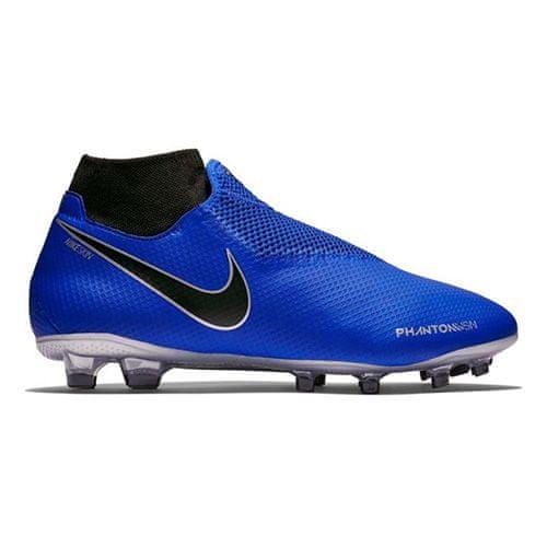 Nike Phantom VSN Pro FG futballcipő KÉK / FEKETE, Férfiak AO3266-400   FEKETE KÉK 41