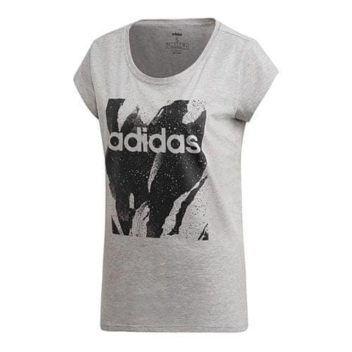 Adidas Dámske tričko , DU0636 | CORE NEO | T-SHIRTS | NASSOCIA | S