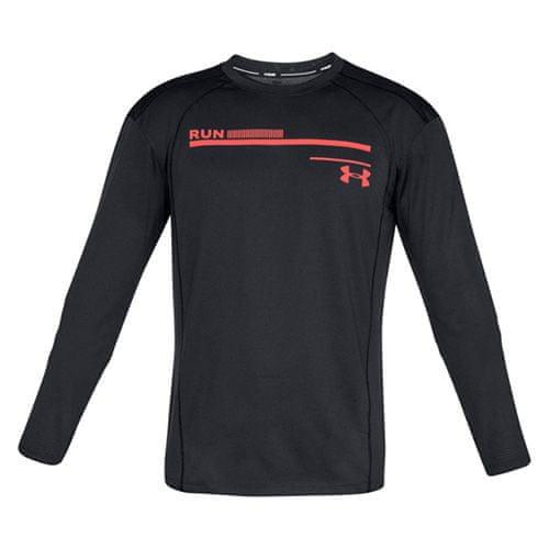 Under Armour Páncél alatt Simple Run grafikus hosszú ujjú póló, Férfiak Férfi pólók Férfi hosszú ujjú pólók XL