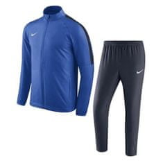 Nike Y NK DRY ACDMY18 TRK SUIT W, 10 | FOOTBALL / SOCCER | YOUTH UNISEX | WARM UP | ROYAL BLUE / OBSIDIAN / OBSIDIAN / W | XL
