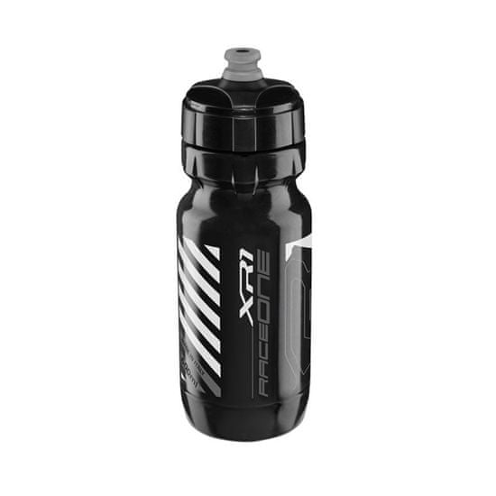 RaceOne XR1 láhev 600ml - černo/stříbrná