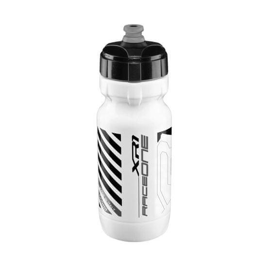 RaceOne XR1 láhev 600ml - bílo/stříbrná