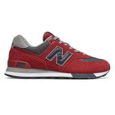 New Balance Új Balance ML574FNB cipő, FÉRFIAK ML574FNB | PIROS 40