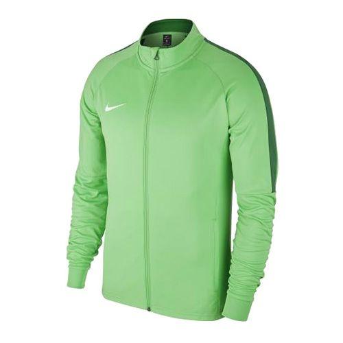 Nike Y NK SUHI ACDMY18 TRK JKT K, 10 | NOGOMET / NOGOMET | MLADINA UNISEX TRACK JAKNA | LT ZELENA ISKRA / PINE ZELENA / BELA | L